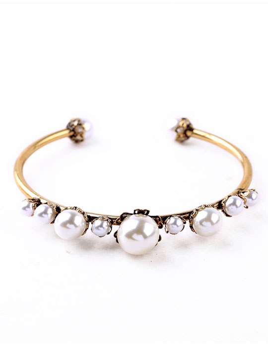 jewelry media gift pearl mother the floating bridal jewlery bangle bracelet bride bangles gold mothers bridesmaid of