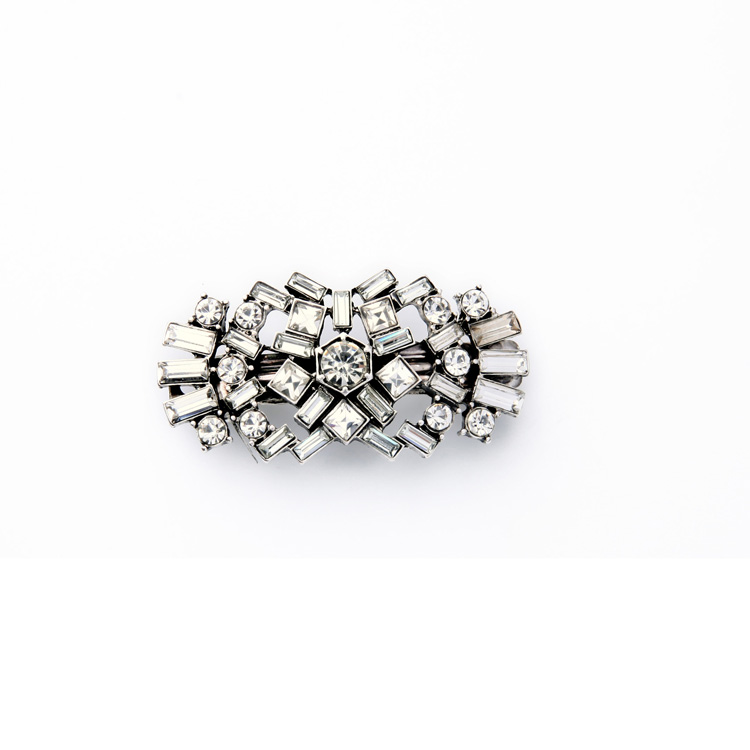 Luxe Crystal Hair Clip