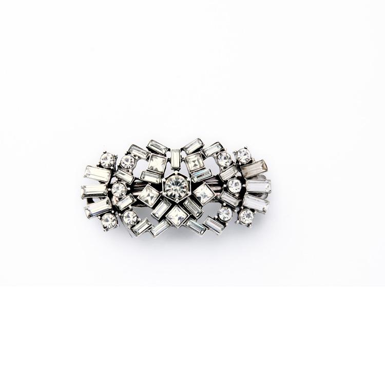 Luxe Crystal Hair Clip 6