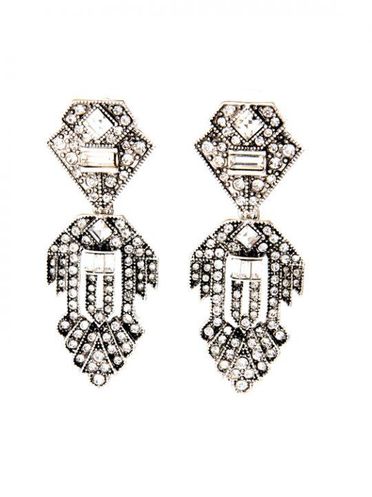 bel air chandelier earrings