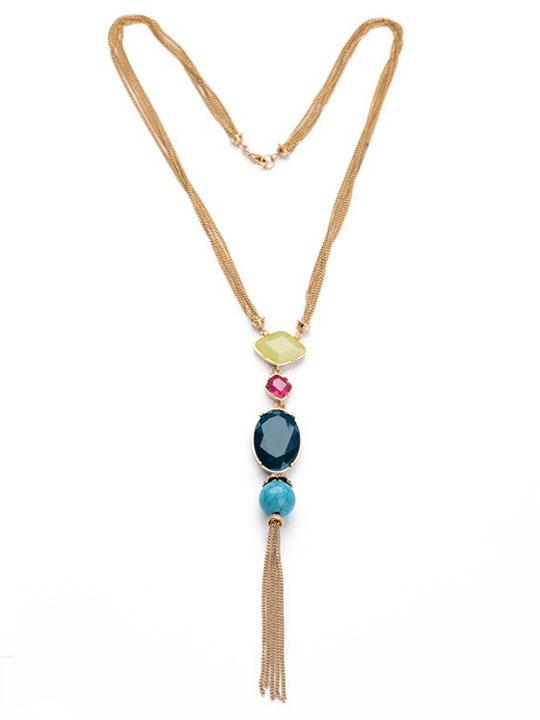 duet-stone-tassel-necklace