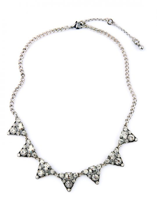empire statement necklace