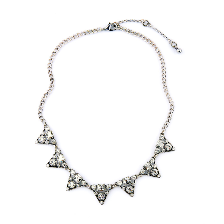 empire statement necklace