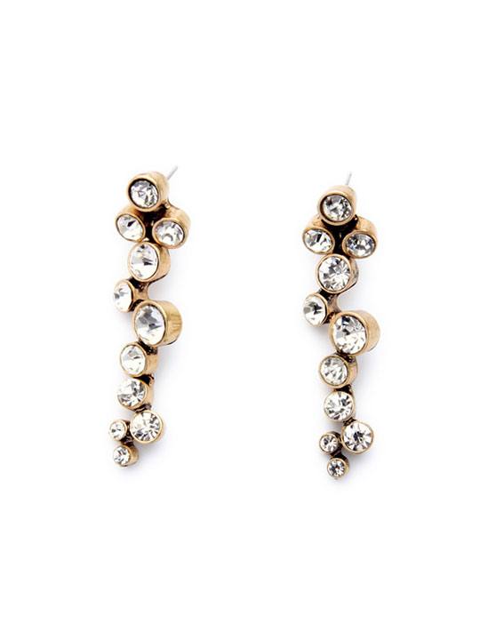 Modish-crystal-statement-earrings