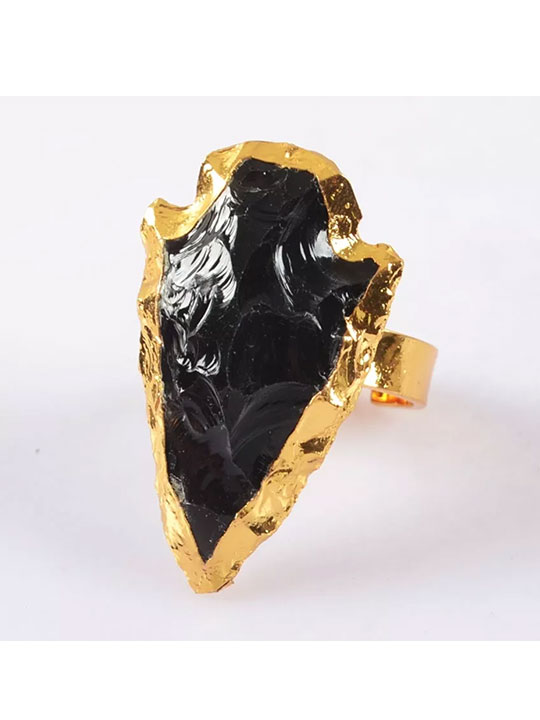 arrowhead-black-stone-ring-