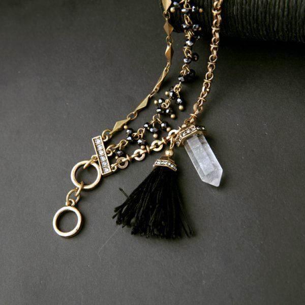voyage natural stone bracelet 2
