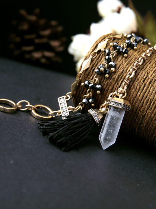 voyage natural stone bracelet 4