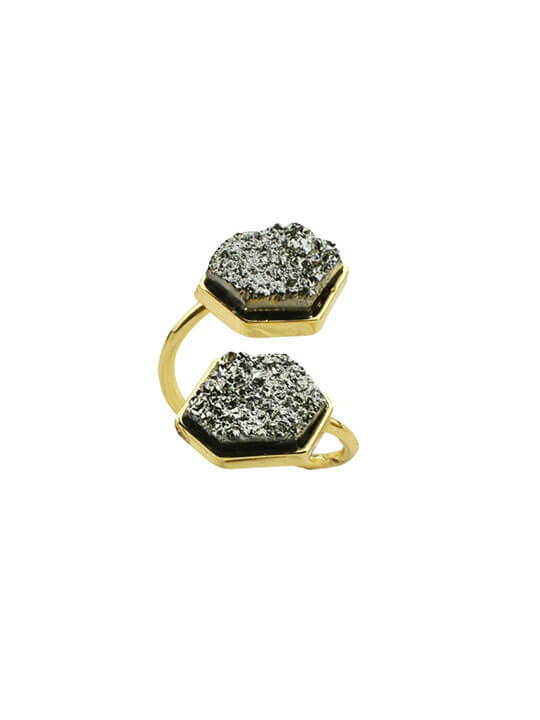 Silver-Galax-Double-Stone-Ring