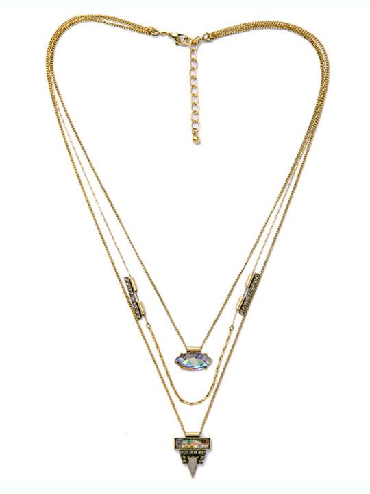 pendant necklace set