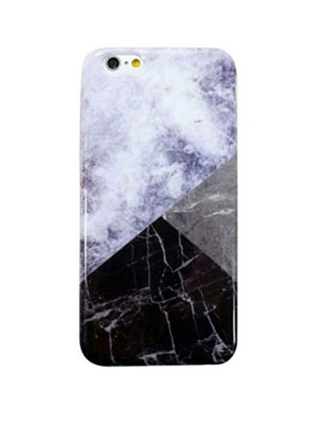 gray black white marble iphone 6 case