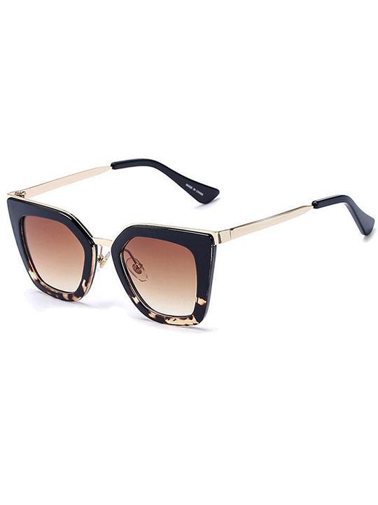 3c148f278a40 JetSet Tortoise Ombre Sunglasses - Hello Supply Modern Jewelry