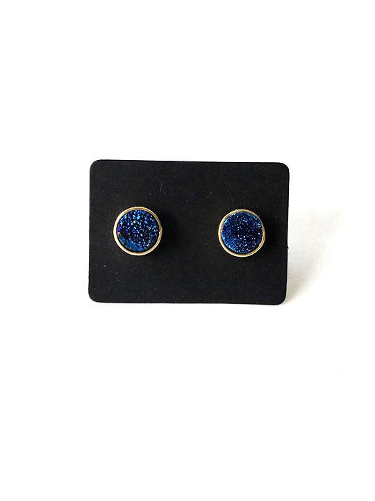 blue-titanium-stud-earrings