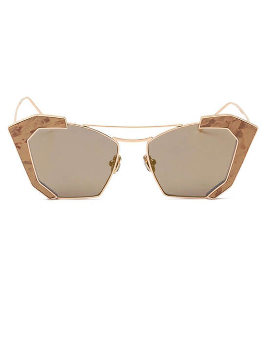 fashion sunglasses in butterfly design