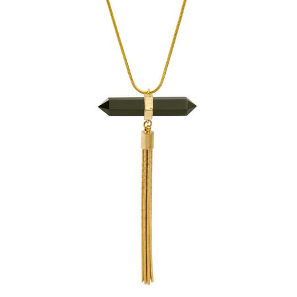 black-geode-stone-tassel-necklace-3
