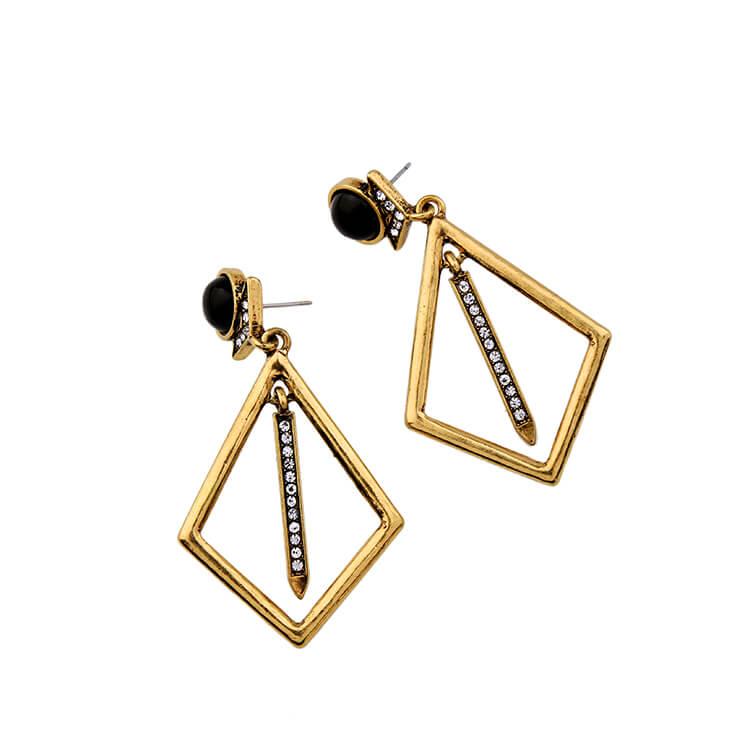 black-stone-gold-pave-shape-earrings-2