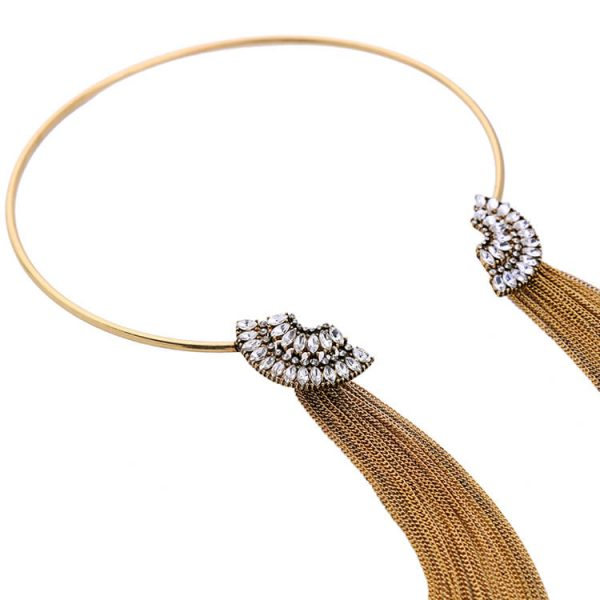 gold-crystal-scallop-collar-tassel-necklace-2