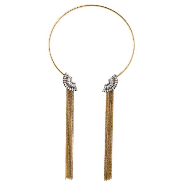 gold-crystal-scallop-collar-tassel-necklace-4