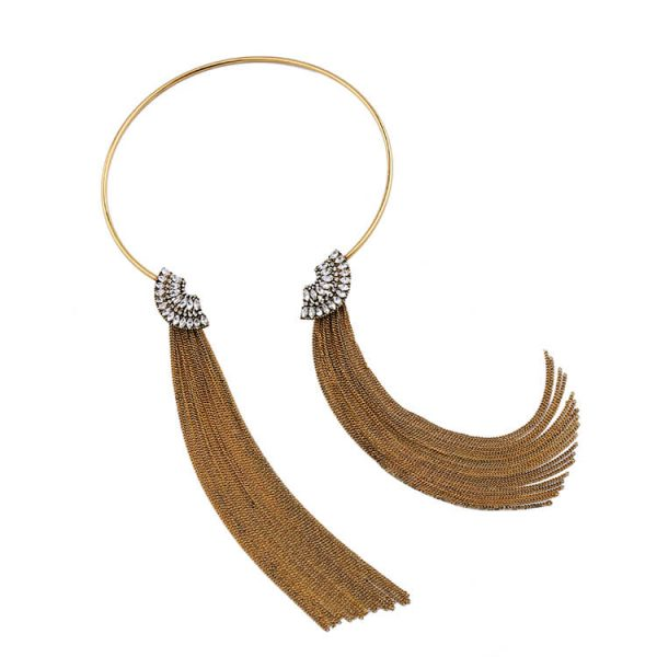 gold-crystal-scallop-collar-tassel-necklace-5