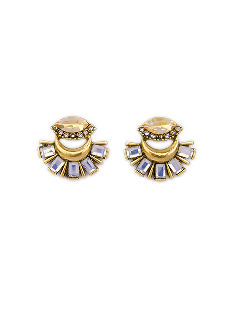 ibiza drop statement earrings design for women