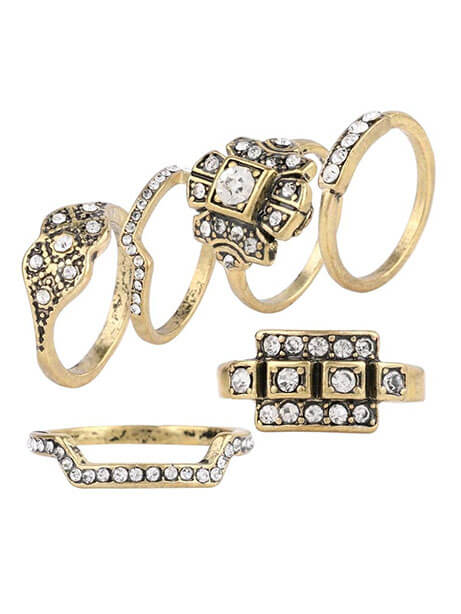 gift ring set for her