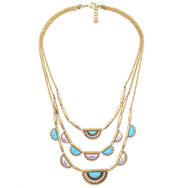 pearl-turquoise-3-chain-statement-necklace-5