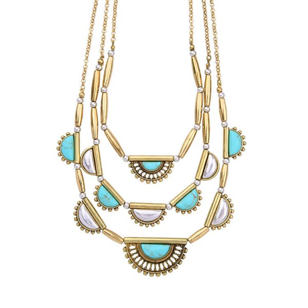 pearl-turquoise-3-chain-statement-necklace-6