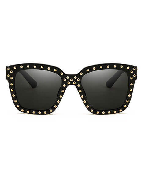 Rivet-Gold-Sunglasses