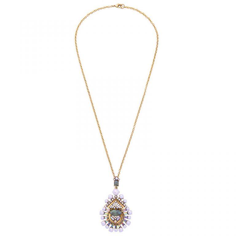 cloud pearl pendant necklace 4