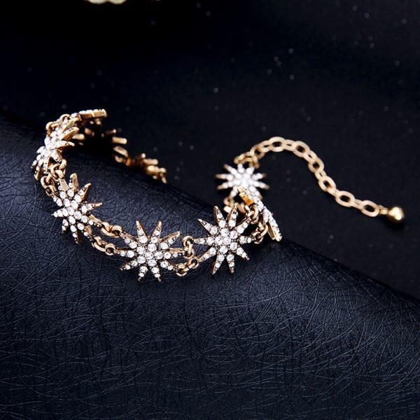 crystal star choker necklace 8