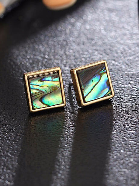Abalone-Shell-Square-Natural-Stone-Stud-Earrings-3