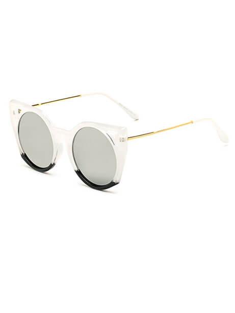 Avalon-White-Black-Silver-Lens-sunglasses-2