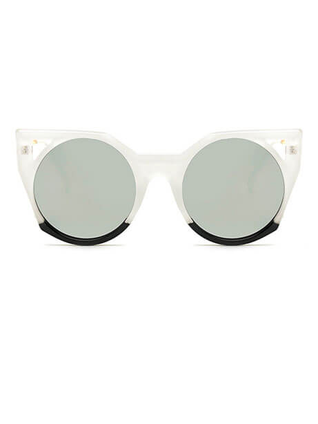 Avalon-White-Black-Silver-Lens-sunglasses