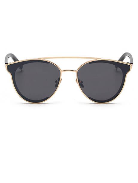 Black-Gold-Retro-Rim-Sunglasses (1)