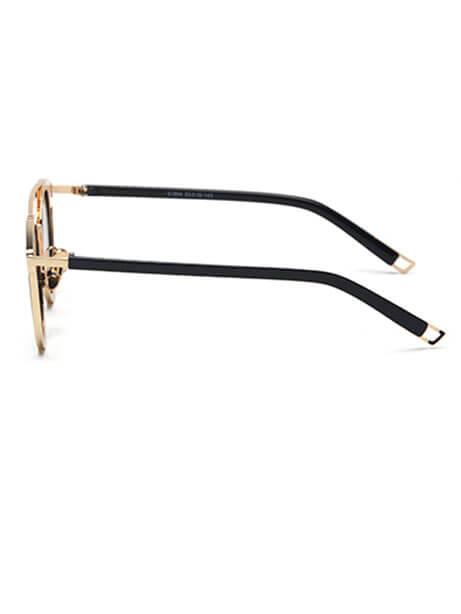 Black-Gold-Retro-Rim-Sunglasses-3 (1)