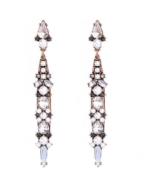 World-Pearl-Crystal-long-statement-earrings