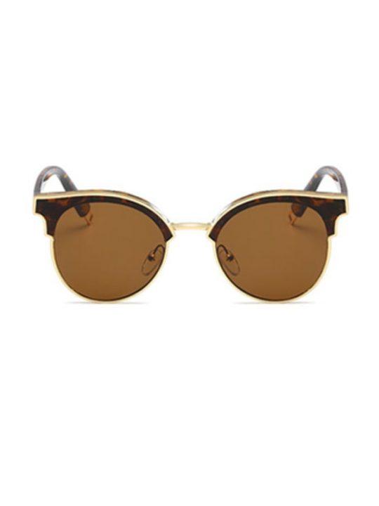 Gulf Tortoise Gold Sunglasses