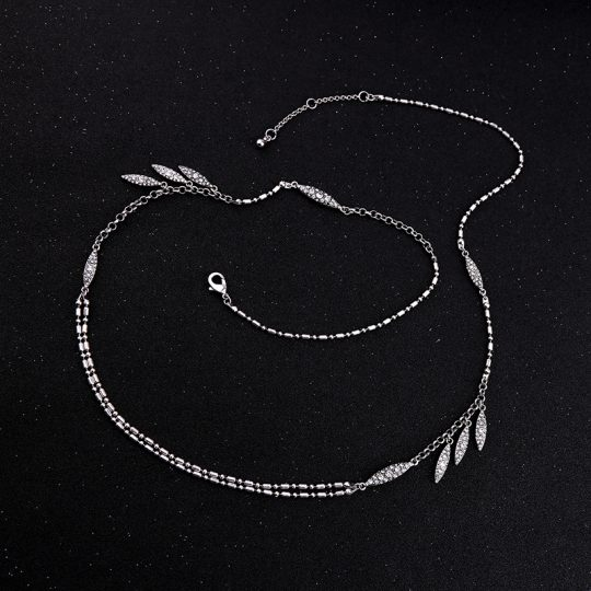 Silver-Stone-Layer-Necklace-4