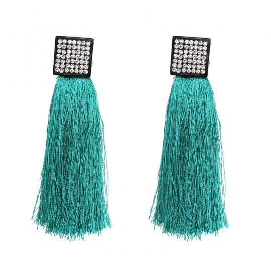 Pave-Square-Tassel-Earrings-light-green